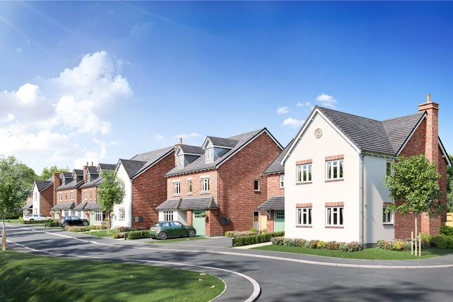 Thumbnail Detached house for sale in The Orchards Worcester Road, Upton Snodsbury, Worcester
