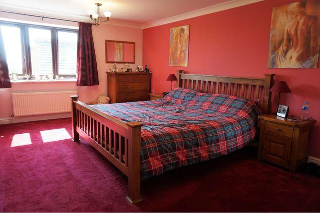 Master Bedroom of Farthings Paddock, Alford BA7