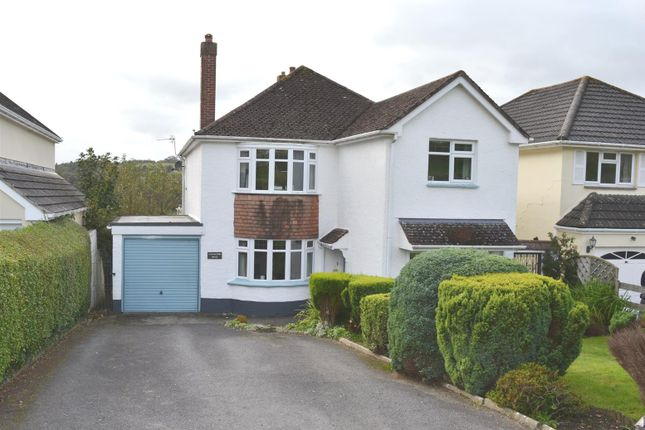 Thumbnail Detached house for sale in Chestwood, Bishops Tawton, Barnstaple