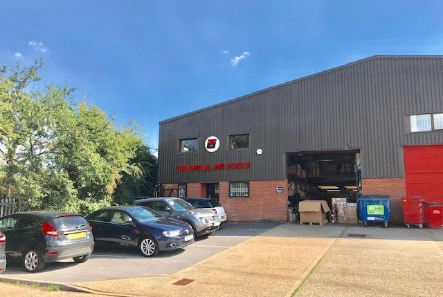 Thumbnail Light industrial for sale in Lane End Industrial Park, Lane End, High Wycombe