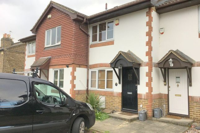Thumbnail Terraced house to rent in Alice Thompson Close, London