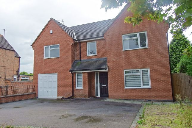 Thumbnail Detached house to rent in Sileby Road, Barrow Upon Soar, Loughborough