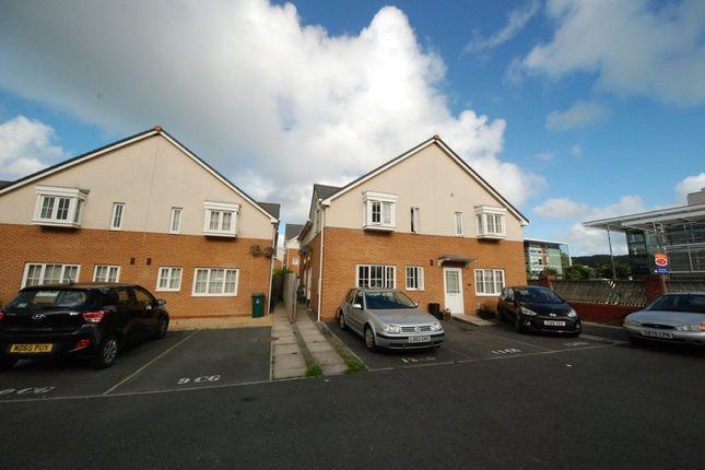 Thumbnail Terraced house for sale in Clos Gwilym, Llanbadarn Fawr, Aberystwyth