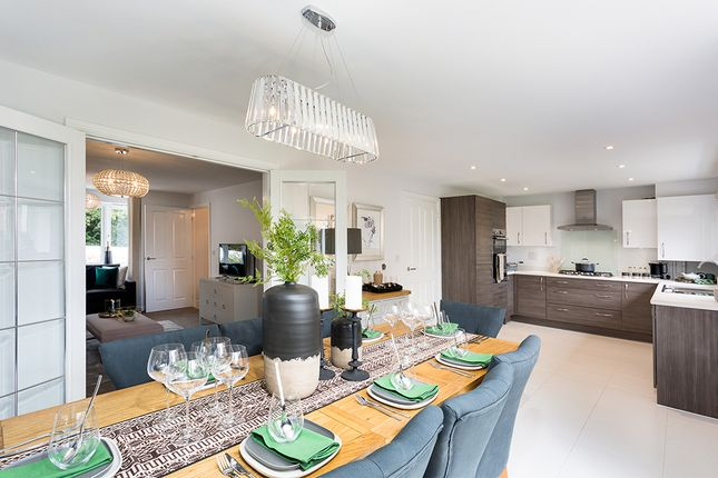 """4 bedroom detached house for sale in """"The Canterbury"""" at Hallatrow Road, Paulton, Bristol"""