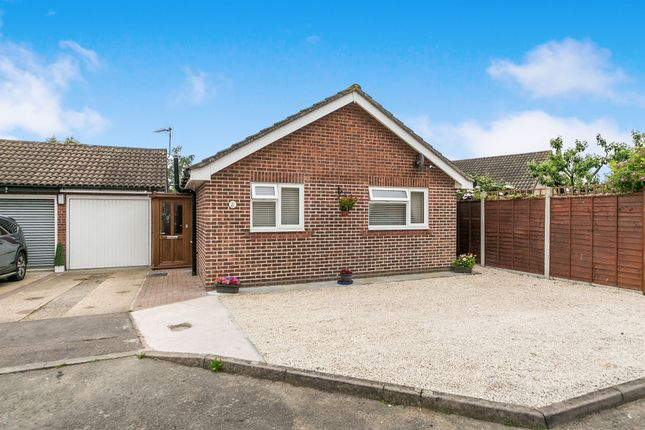 Thumbnail Detached bungalow for sale in Cowslip Court, Stanway, Colchester