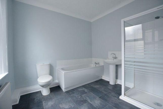 Bathroom of King Street, Workington CA14