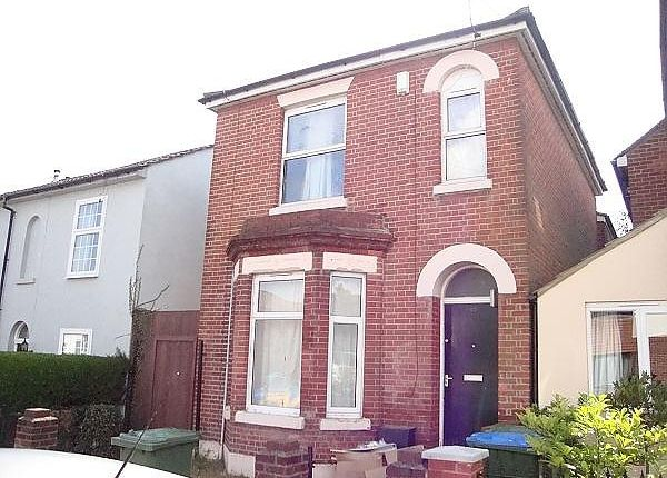 Thumbnail Property to rent in Padwell Road, Inner Avenue, Southampton