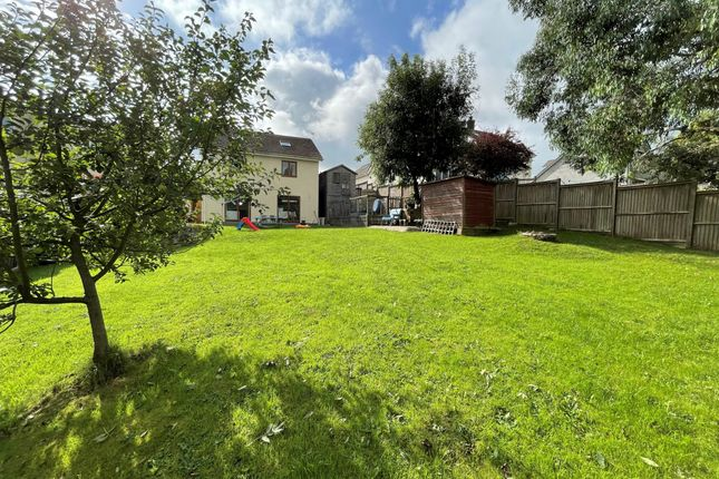 Thumbnail Detached house for sale in Ty Newydd, Pembroke, Pembrokeshire