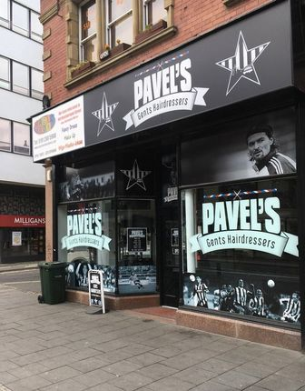 Thumbnail Commercial property for sale in Pavel's Gents Barbers -11 Percy Street, Newcastle Upon Tyne