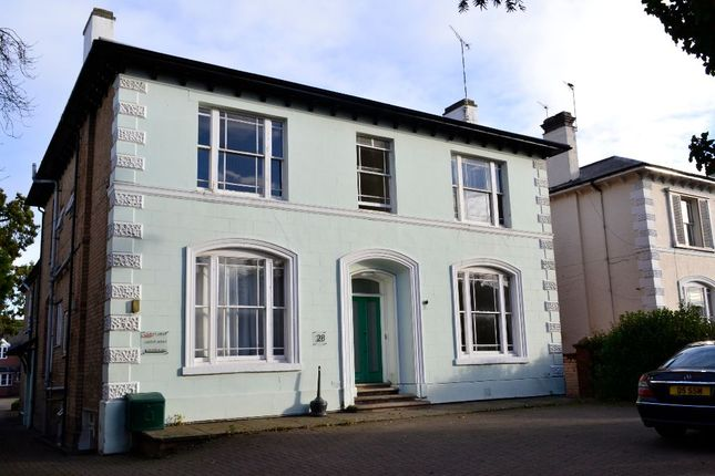 Thumbnail Detached house to rent in Kenilworth Road, Leamington Spa