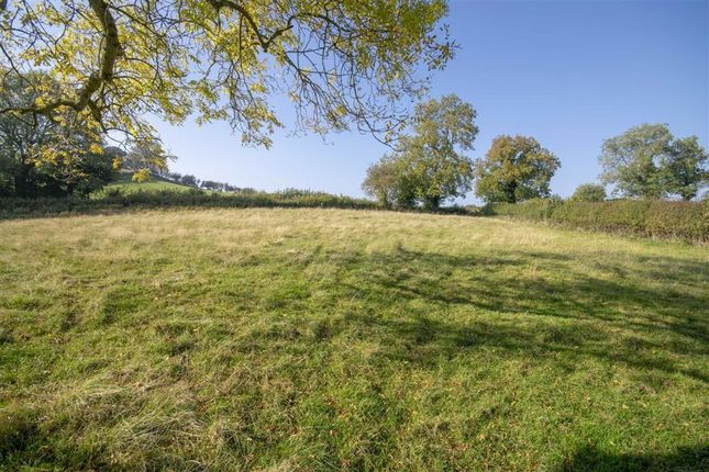 Thumbnail Land for sale in Llanfechain