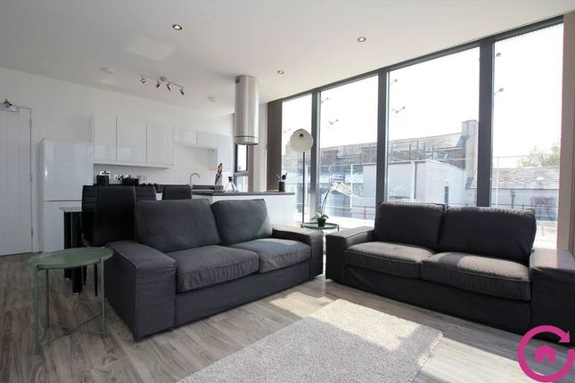 Thumbnail Flat to rent in Clarence Walk, St. Georges Place, Cheltenham