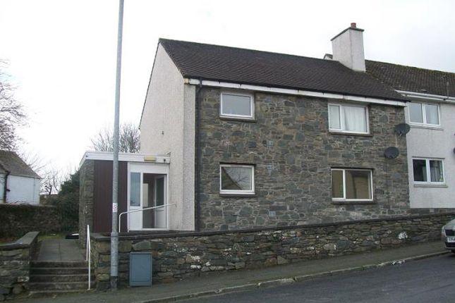 Thumbnail Flat to rent in North Street, Glenluce, Newton Stewart