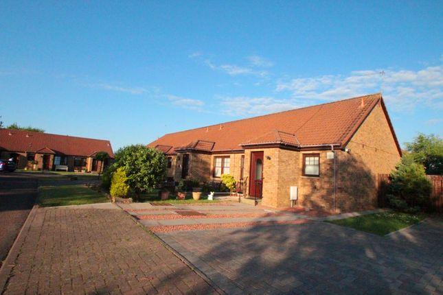 Terraced bungalow for sale in 10 Rose Cottages, Bonnyrigg