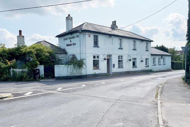 Thumbnail Commercial property for sale in The Former Swan Inn, Swan Street, Wittersham, Tenterden, Kent