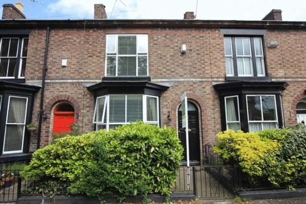Thumbnail Terraced house to rent in High Street, Woolton Village, Liverpool