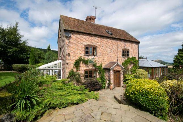 Thumbnail Farmhouse for sale in Habberley, Pontesbury