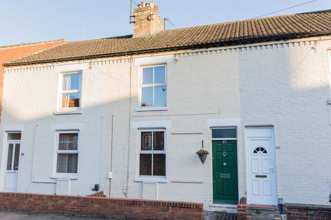 Thumbnail Terraced house for sale in College Street, Irthlingborough, Wellingborough