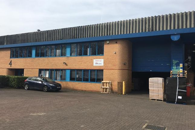 Thumbnail Light industrial to let in Unit 4 Abbey Road Industrial Estate, Commercial Way, Park Royal, London