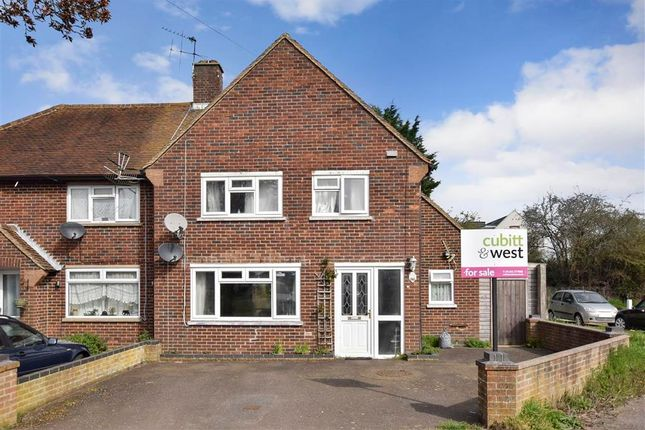 Front Elevation of Flatt Road, Nutbourne, Chichester, West Sussex PO18