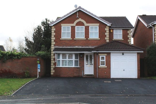 4 bed detached house for sale in Addenbrook Way, Tipton