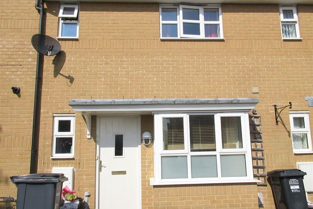 Thumbnail Terraced house to rent in Woodacre, Portishead, Bristol