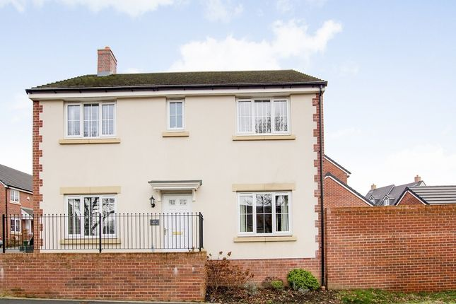 Thumbnail Detached house for sale in Dyffryn Y Coed, Church Village, Pontypridd, Rhondda Cynon Taff