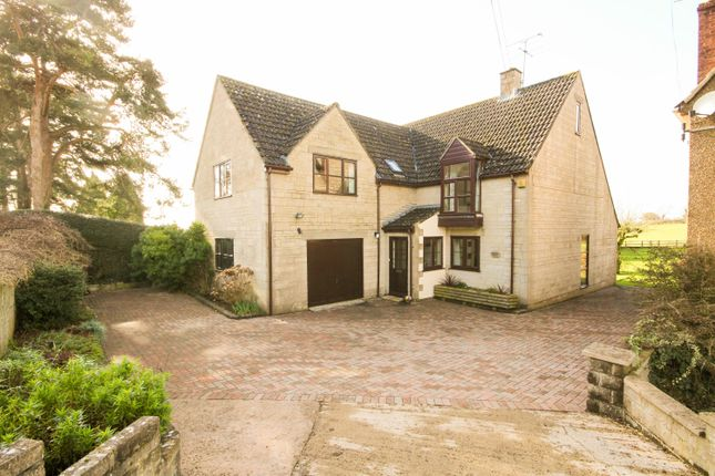 Thumbnail Detached house for sale in Wotton Road, North Nibley, Dursley