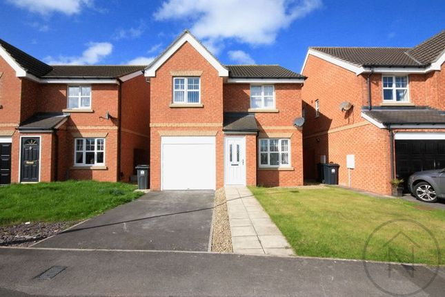 Thumbnail Detached house to rent in Richmond Way, Darlington