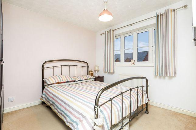 Master Bedroom of Aston Drive, Newhall, Swadlincote, Derbyshire DE11