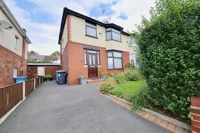 Thumbnail Semi-detached house to rent in Claremont Road, Runcorn