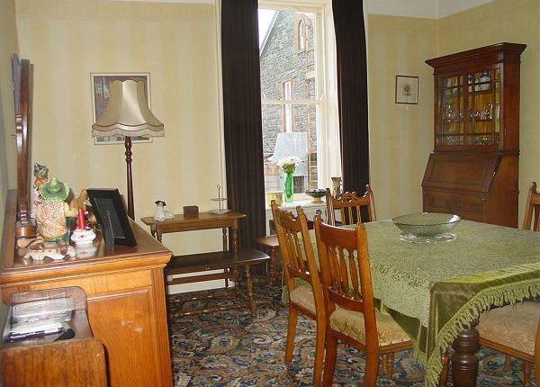 Dining Room of 74 Victoria Street, Newton Stewart DG8