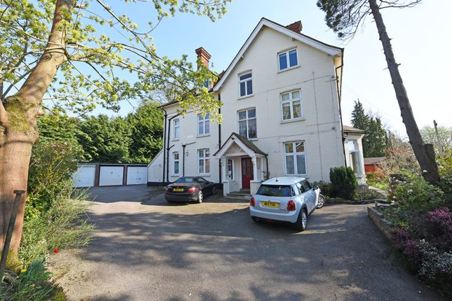 Thumbnail Flat to rent in Church Avenue, Farnborough, Hampshire