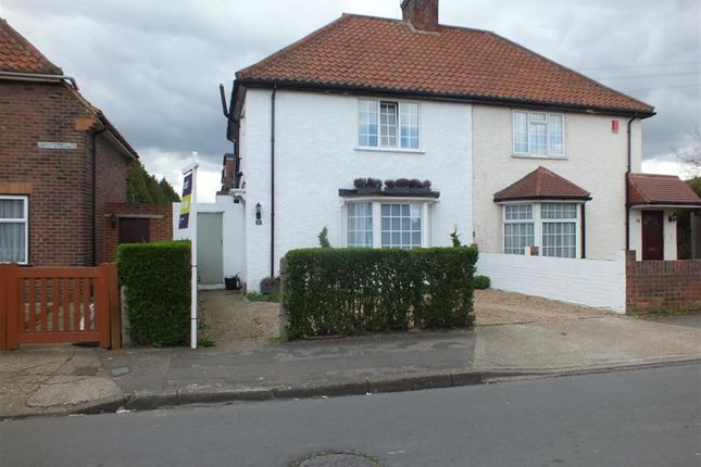 Thumbnail Semi-detached house for sale in Showers Way, Hayes, Middlesex