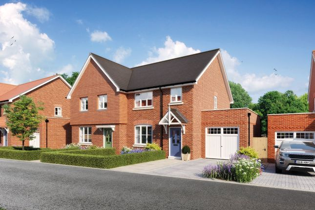 Thumbnail Semi-detached house for sale in St Francis Close, Aylesbury Road, Tring