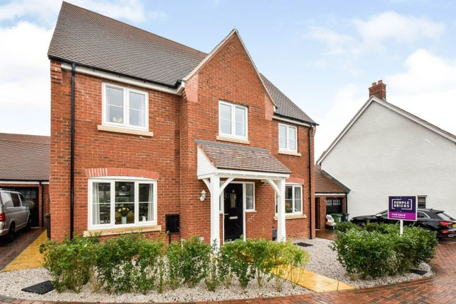 Thumbnail Detached house for sale in Tawny Close, Hardwicke