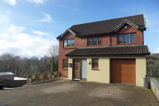 Thumbnail Detached house for sale in Clos Cae Felin, Swiss Valley, Llanelli