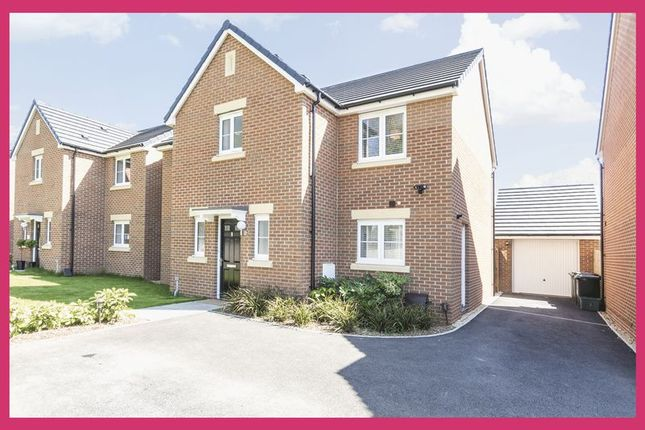 Thumbnail Detached house for sale in School Terrace, Rogerstone, Newport