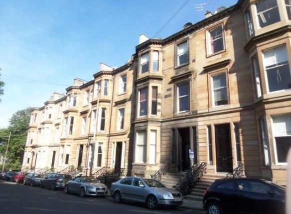 Thumbnail Flat to rent in Lynedoch Place, Glasgow