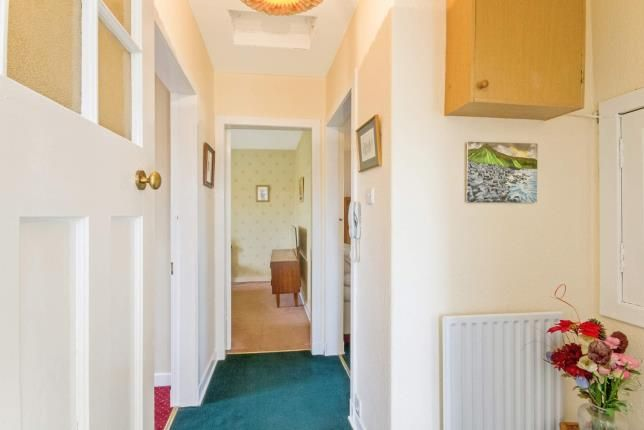 Hallway of Netherhill Crescent, Paisley, Renfrewshire, . PA3