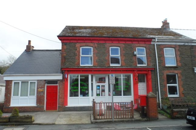 Thumbnail End terrace house for sale in Heol Tawe, Abercrave, Swansea