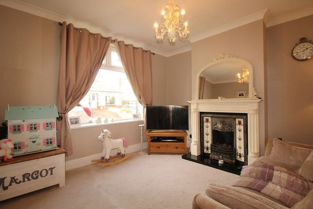 Living Room of Holmesville Avenue, Congleton, Cheshire CW12
