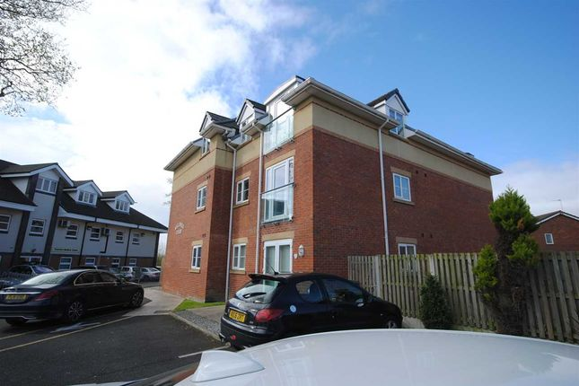 Thumbnail Flat to rent in Millfield Court, Church Road, Thornton Cleveleys
