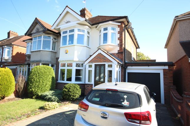 Thumbnail Semi-detached house to rent in Westmoreland Avenue, Hornchurch