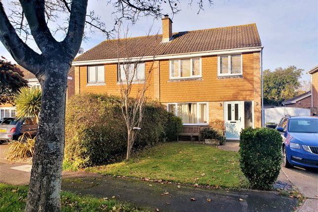 3 bed semi-detached house for sale in Haselworth Drive, Gosport PO12