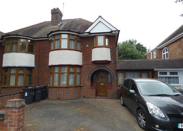 Semi-detached house for sale in Kilmorie Road, Acocks Green, Birmingham