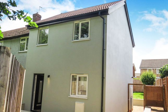 End terrace house for sale in Ritcroft Close, Hemel Hempstead