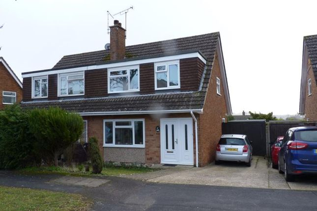 Thumbnail Semi-detached house to rent in Greenfields Avenue, Alton