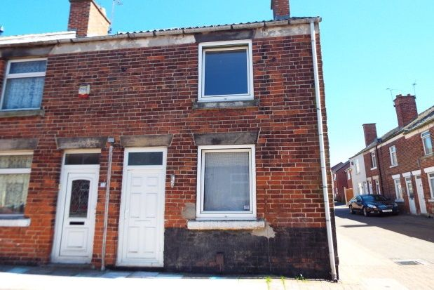 Thumbnail End terrace house to rent in Co-Operative Street, Stanton Hill