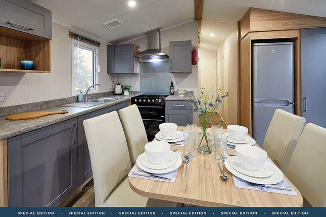 2 bed mobile/park home for sale in Bellingham, Hexham NE48